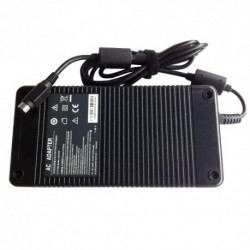330W Clevo P370SM-A P375SM-A AC Power Adapter Charger Cord