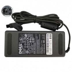 Original 90W Dell 0R334 310-0556 AC Power Adaptador Cargador Cord