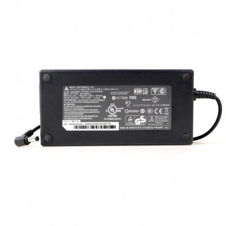 Original Clevo P150SM-A X511 P157SM-A X611 AC Adapter Charger 180W
