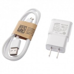 Samsung EP-TA12CBC AC Adapter Charger Cord 10W
