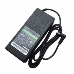 "120W Sony 47.6"" (diag) W600B Series LED HDTV AC Adapter Charger"