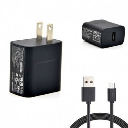 Ktec KSAPK0110500200FC AC Adapter Charger+ Micro USB Cable