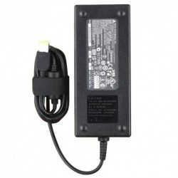 Original 120W Lenovo 3798259 57318262 AC Power Adaptador Cargador Cord