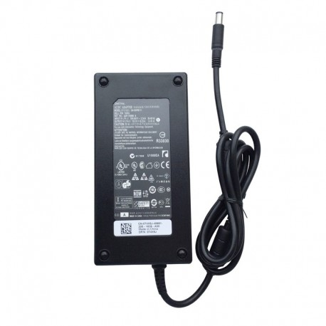 Original 180W Dell A-0180ADU00-201 FA180PM111 AC Adaptador Cargador