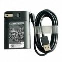 Original 24W Dell DA24NM130 DA24NM131 AC Power Adaptador Cargador Cord