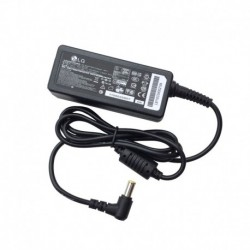 Original 25W LG 19025G ADS-40FSG-19 AC Power Adaptador Cargador Cord